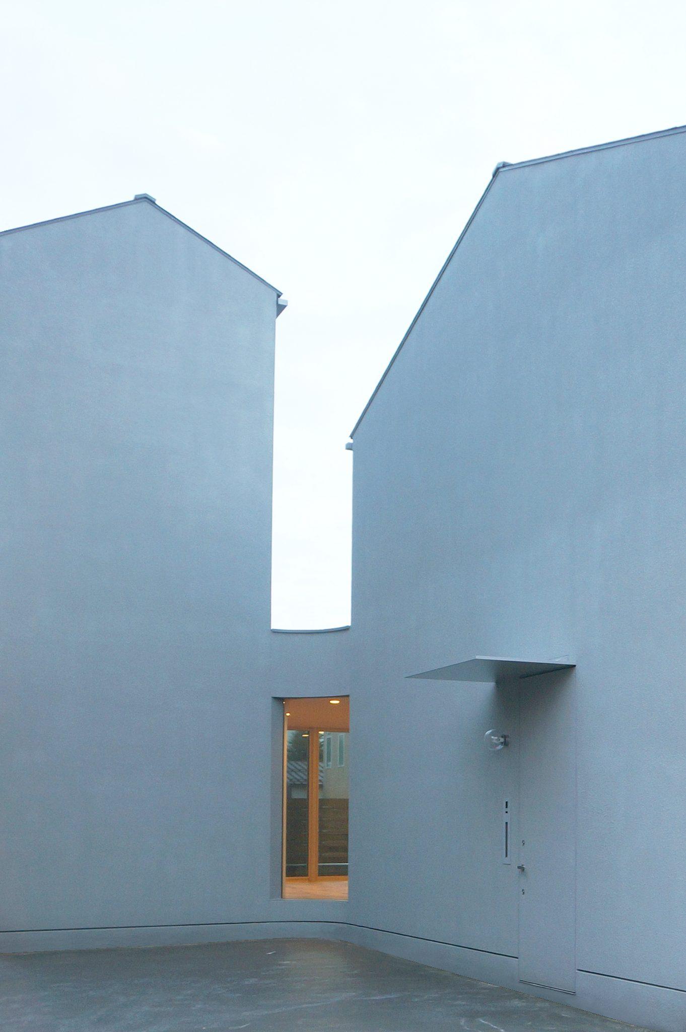 日之出の住宅 Residence in Hinode-02