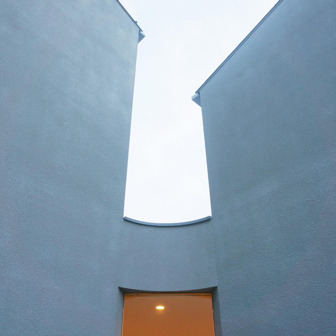 日之出の住宅 Residence in Hinode-h003