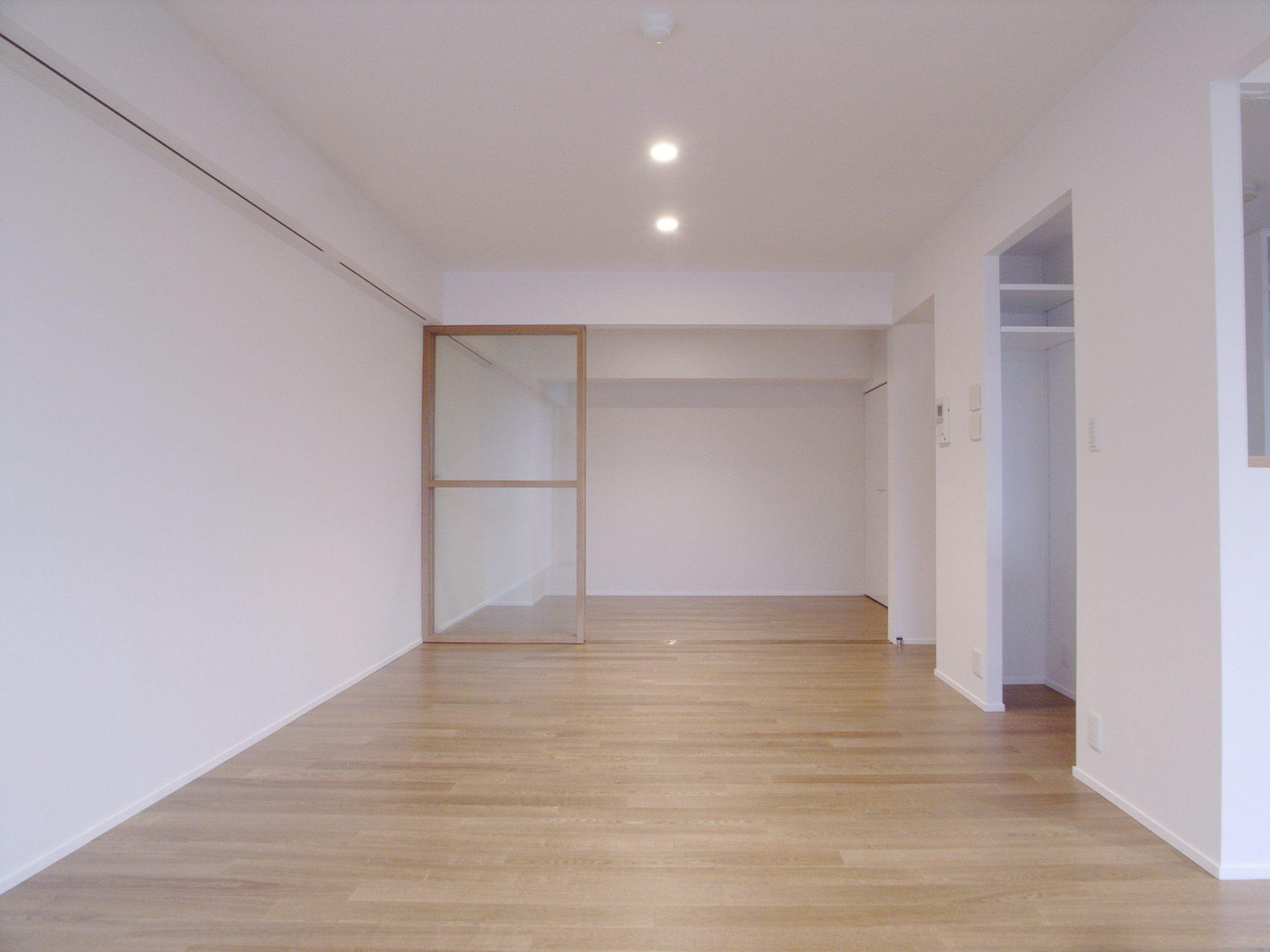 武蔵小杉の住戸 -リノベーション-|Residence in Musashikosugi by the renovation-02